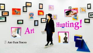 オンラインギャラリーモール「AFT Art Hunting」の開催期間が5月31日まで延長