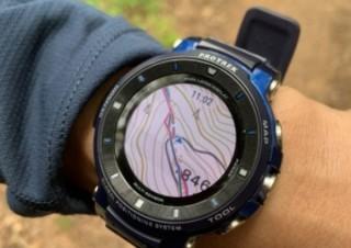 登山地図アプリ「ヤマレコ」、スマートウォッチで登山中の現在地確認などが可能に