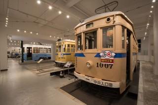 休館中の横浜市電保存館が市電シミュレーターCG映像などを公開
