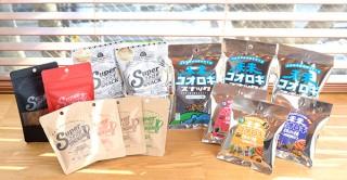 MNH、コオロギ粉末をまぶしたお菓子「未来コオロギ柿の種」を発売