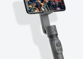 VANLINKS、折りたたみ可能なスマホ用ジンバル「SMOOTH-X」を発売