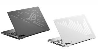 天板にドット絵が走る! 1,215個のミニLEDを搭載したゲーミングノートパソコン「ROG Zephyrus」