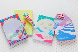 【文房具連載】第7回 光織物「kichijitsu」/物語のある、ニューフェイスな文房具・雑貨