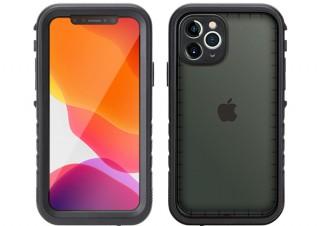 PGA、IP68準拠のiPhone 11向けウォータープルーフタフケースを発売