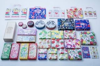【お菓子連載・甘いときめき、小さな宝箱】第1回 果実と女の子が世界観を広げる洋菓子ブランド「フランセ」