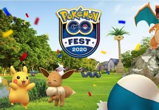 ポケモンGO、今年は「Pokémon GO Fest」をバーチャルイベントとして開催