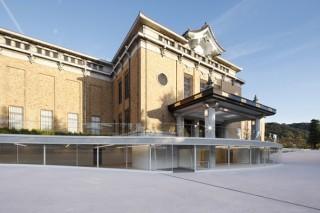 リニューアルオープンした京都市京セラ美術館が京都府以外からの来館の受け入れも開始