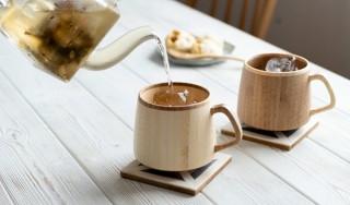 RIVERET、天然孟宗竹で作られたカップ「フランマグ」を発売