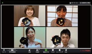 カタニ産業、Zoomを使って金沢の伝統工芸を自宅で楽しめる「オンライン金箔貼り体験」を開始