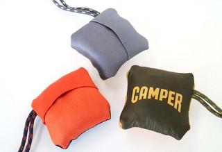 カンペール、スペイン発のエシカルなポケッタブルバッグを発売