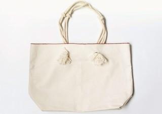 老舗の帆布工場のタケヤリがトートバッグとエプロンの手作りキットを発売