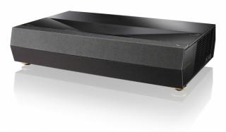オーエス、サウンドバーを搭載した4K HDR対応プロジェクターを発売