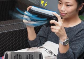 サンコー、冷却と充電を同時に行えるSwitch用コントローラーグリップを発売