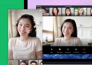 LINE、グループ通話(ビデオ/音声)の参加上限人数を2.5倍となる500名へ拡大