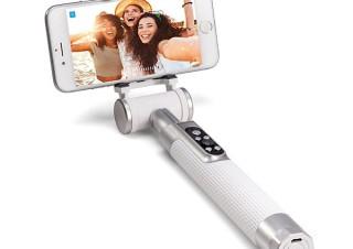 Gloture、ハンドルのボタンでアングルなどを操作できる自撮り棒PICTAR SMART STICKを発売