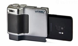 Gloture、スマホをコンデジのように使える「Pictar Pro カメラグリップ」を発売