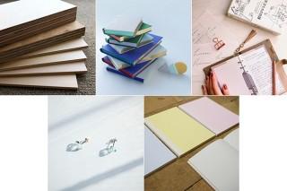 【文房具連載】第10回 デザイナーの近況を取材する特別編!「fur.」「やまま文具」「A FLOATING LIFE」「裏紙ノート」「TETO」/物語のある、ニューフェイスな文房具・雑貨