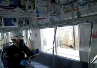 東京メトロ、全2,720両に「抗ウイルス・抗菌処置」を実施すると発表
