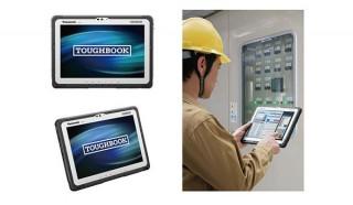パナソニック、頑丈設計のAndroidタブレット「TOUGHBOOK」の新モデルを発売