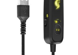 プリンストン、USB接続式のゲーミングサウンドコントローラー「UP-USC」を発売