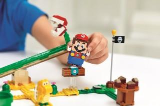 レゴジャパン、「レゴ スーパーマリオ」3セットの日本先行販売を開始