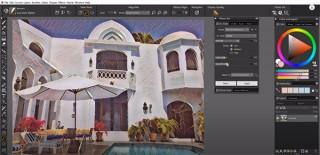 ソースネクスト、Corel社の絵画制作ソフト「Corel Painter 2021」を発売