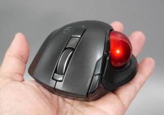 マウスが原因の腱鞘炎に効くかも? 初心者から中級者まで扱いやすいトラックボール