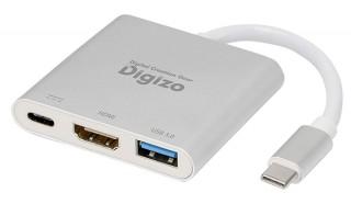 プリンストン、HDMI出力ポートなどを利用できるType-C変換アダプタ「PUD-PDC1H」を発売