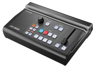 アイ・オー・データ機器、iPadで使えるオールインワンのライブ配信機器「GV-LSMIXER/I」を発売