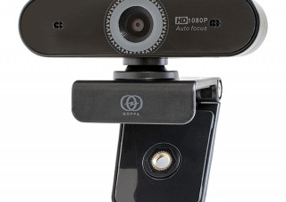 アイ・オー・データ機器、GOPPA製のマイク内蔵Webカメラ「GP-UCAM2FA」を発売