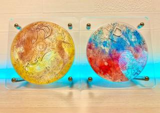 たくさんの仕掛けが詰まった美しい惑星パズル「宇宙の破片-ソラノカケラ-」