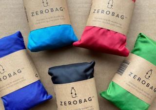Hararei、リサイクルペットボトルから生まれたエコバッグ「Zerobag 2.0」の販売を開始