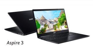 エイサー、15.6型ベーシックノートPC「Aspire 3」の新モデルを発売