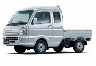 タイムズカーシェア、スズキの軽トラック「スーパーキャリイ」をレンタル可能に