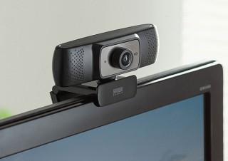 サンワサプライ、オンライン会議に便利な超広角ワイドレンズ搭載カメラCMS-V53BKを発売