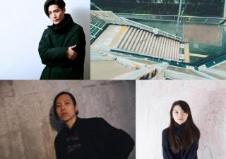 日本の現代アートシーンで活躍する新進気鋭の4名のアーティストのグループ展「Input/Output」
