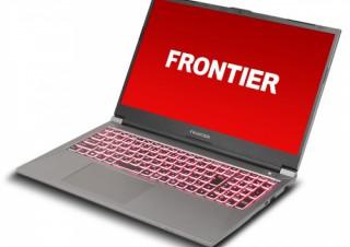 FRONTIER、第10世代インテルCore i7を搭載したゲーミングノートPCを発売