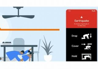 世界中のAndroidスマホが連動し地震検出と早期警報装置になる技術をGoogleが開発