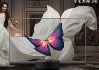 シャオミ、裏がスケスケで映像が浮いて見える「量産型透明テレビ」を発表。約77万円
