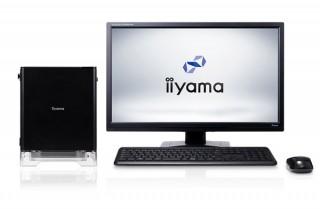 iiyama PC、第10世代Coreプロセッサーを搭載したコンパクトなデスクトップPCを発売