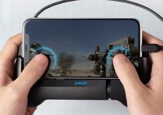 Anker、ゲーム中のスマホを冷却ファンで冷やせる「ゲーミングモバイルバッテリー」発売