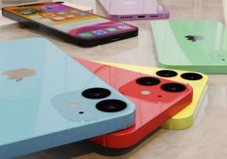 新しいiPhone12、新色ネイビーブルーも映えるフラットエッジデザインの新画像