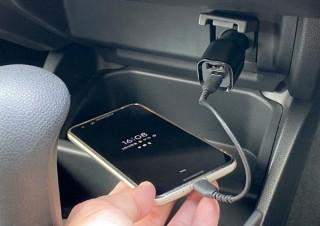 車内だからこそ安全な品を使いたい、USB-IF認証済みのUSB Type-Cポート搭載カーチャージャー