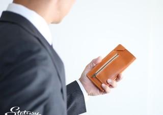 STATUSY、栃木レザーを使用した大容量の小型長財布FRAGMANを発売