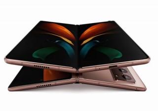 サムスン、折りたたみスマホ最新モデル「Galaxy Z Fold2」は1999ドルと発表