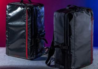アケコンやゲーム機器などを収納できる「大型ゲーミングバッグ」発売、サンワサプライから