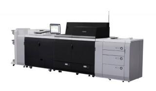 キヤノンが「imagePRESS C10010VP」など2機種のプロダクションプリンタを発売