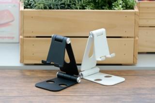 MOTTERU、角度調整ができるスマホ/タブレット用スタンドを2タイプ発売