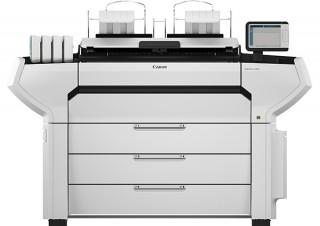 キヤノンが大判デジタルカラー複合機「ColorWave 3600/3800」を発売
