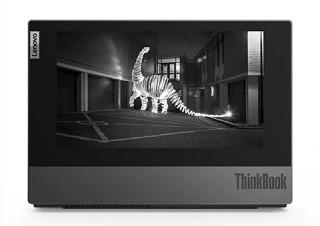 レノボ、デュアルディスプレイを搭載したノートPC「ThinkBook Plus」を発売